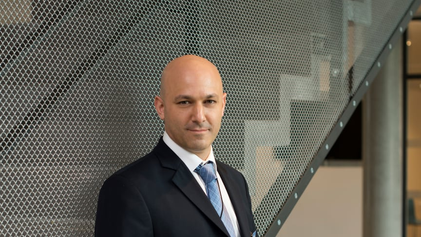 Nariman Fakhraee vil fra 1. januar 2021 tiltre som Vice President Digital Energy i Schneider Electric Norge.