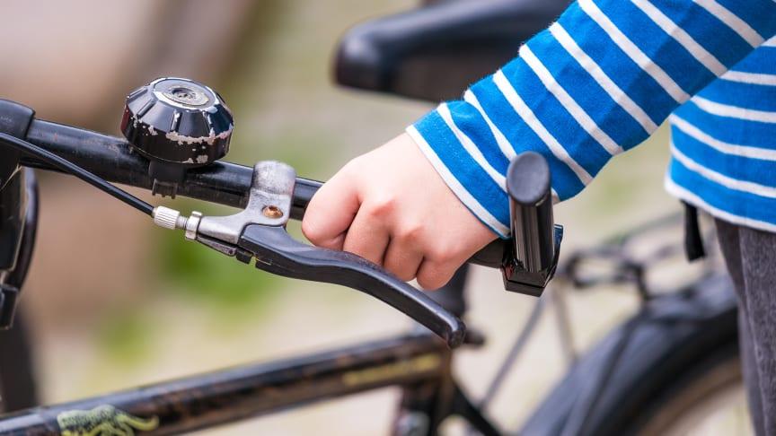 Invigning av cykelväg i Tidan - stort engagemang har byggt ny cykelväg