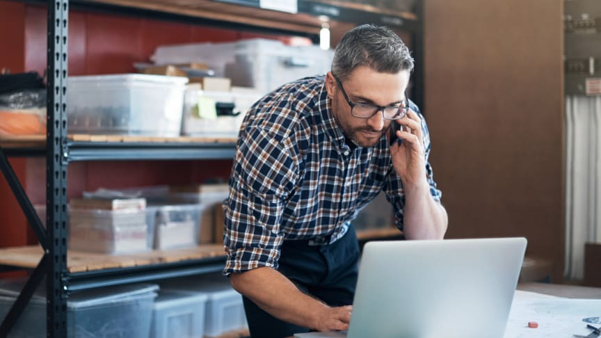 Obwohl Hackerangriffe ihre größte Sorge sind, sichern sich die meisten KMU (noch) nicht mit einer Cyberversicherung gegen die Folgen ab.