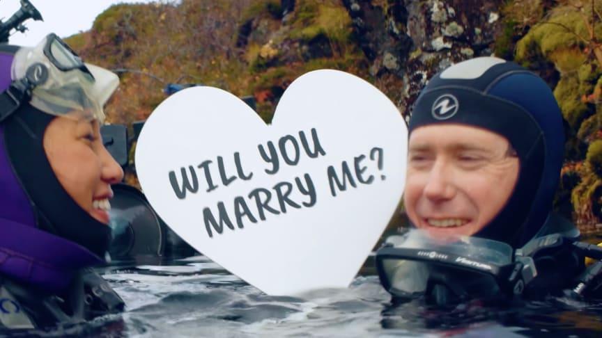 Jennifer and Matt, the proposal 2