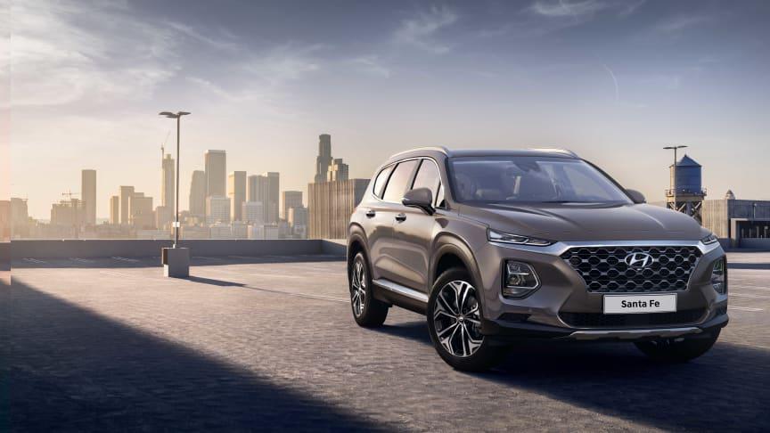 Hyundais nye Santa Fe