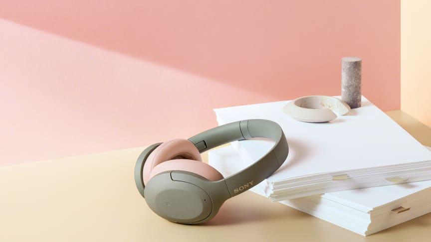 Sony lancerer WH-H910N h.ear-hovedtelefoner og NW-A105 Walkman®