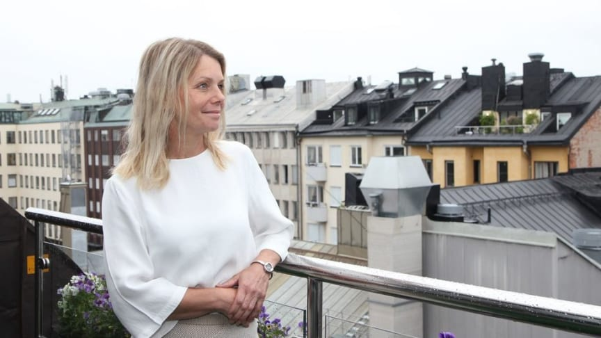 Pernilla Ramslöv, VD på NOX Consulting