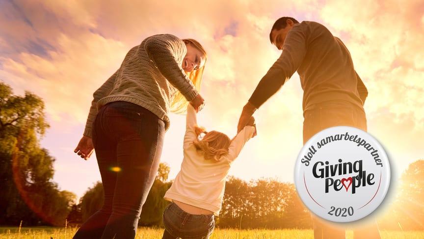 MVB stöder Giving People