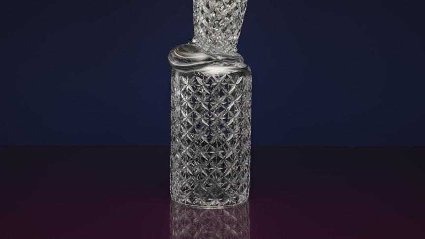 Simon Klenell — samtida sampling av glasets laddade historia