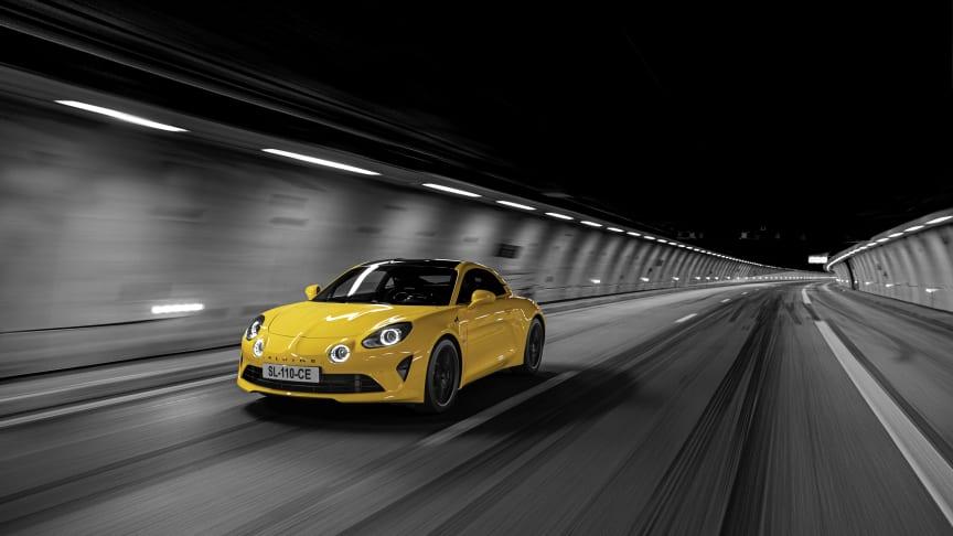 Alpine A110 - Color Edition 2020