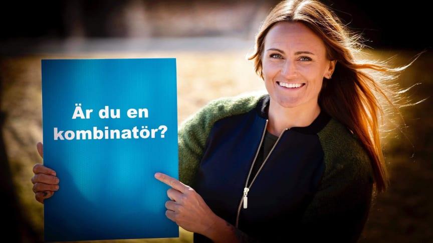 Maria Danielsson, programledare och entreprenör