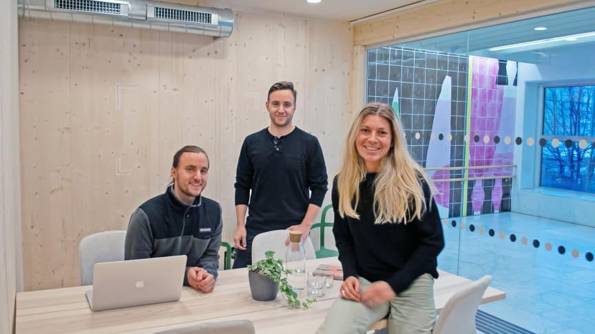 Startup Harvest påbörjar hållbar grönsaksodling mitt i Umeå