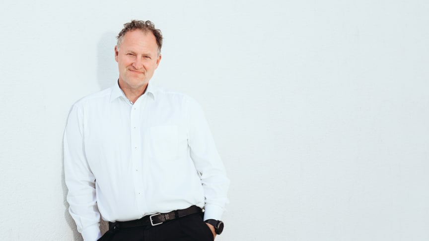 Niclas Sundgren, VD på Liljewall