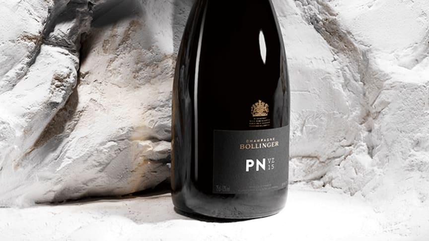 Champagne Bollinger lanserar en ny cuvée - Bollinger PN