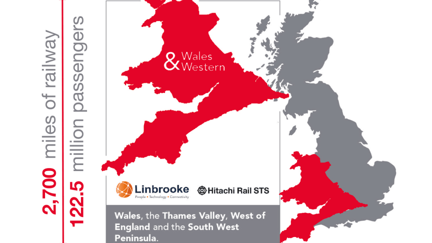 Hitachi Rail and Linbrooke win major signalling award