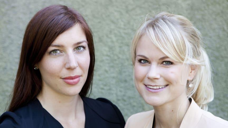 Tjejer - gör superkarriär! med Camilla Björkman och Ulrika Ek