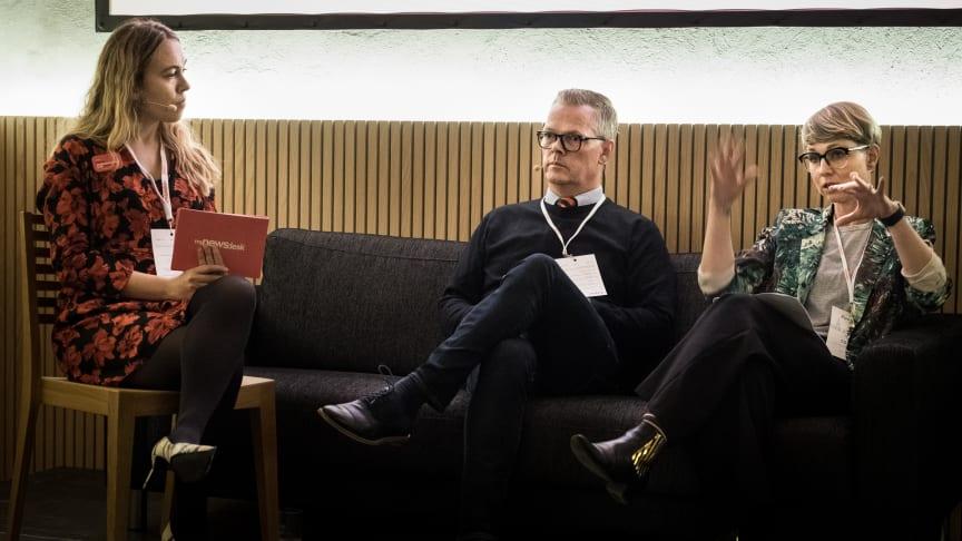 På Mynewsday 2017 fortalte Conni Lagergreen Schmidt og Glenn Bisgaard om deres successtrategi