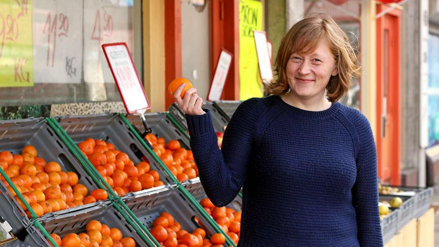 Renovas miljöstipendiat: Grön livsmedelslogistik minskar matsvinnet