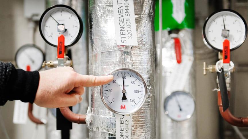 JUSTERER KRITERIER: Enova vil prioritere de prosjektene som bidrar til at markedet for energieffektivisering utvikler seg (Illustrasjonsfoto)