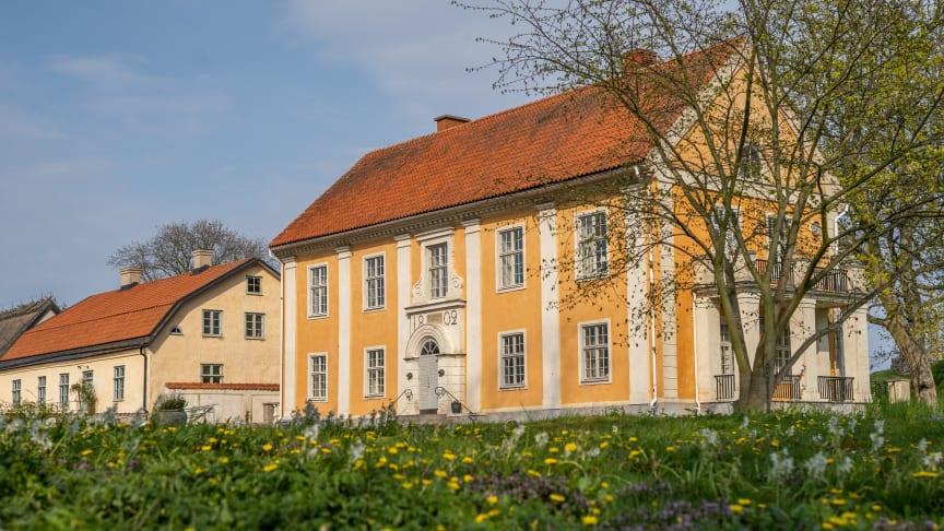 Slottsområdet Sölvesborg RGB