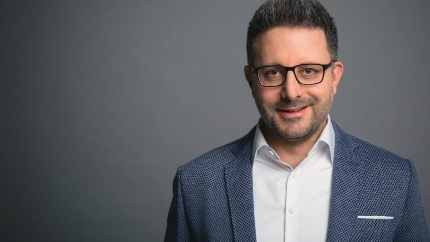 Carsten Frederik Buchert, Director Marketing & Communications und Head of Office der Felix Burda Stiftung