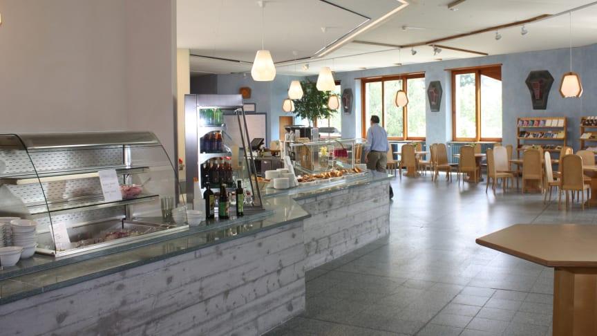 Goetheanum-Cafeteria am neuen Standort und mit erweitertem Angebot