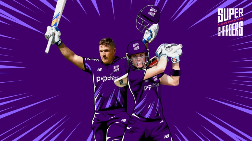 Aaron Finch and Lauren Winfield  will lead the Northern Superchargers in The Hundred