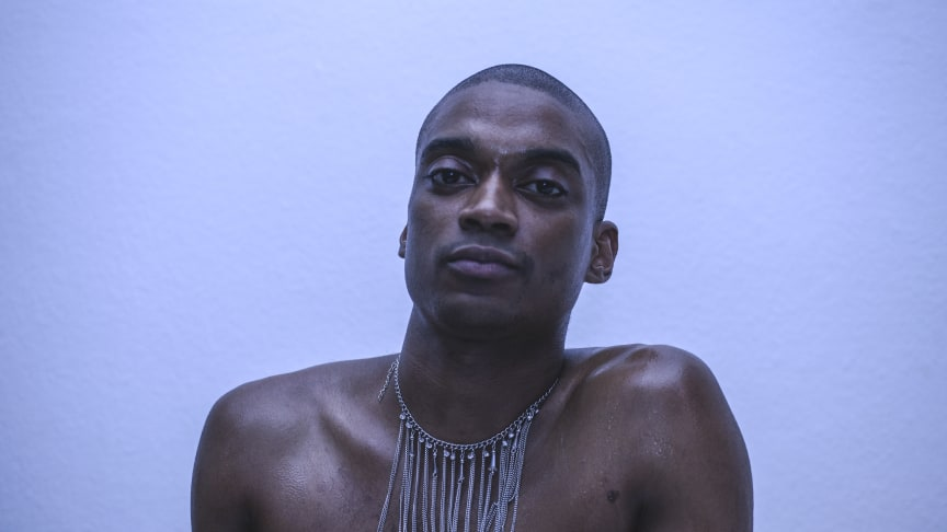 Lotic at this years CLICK Festival 19-20 May in Elsinore