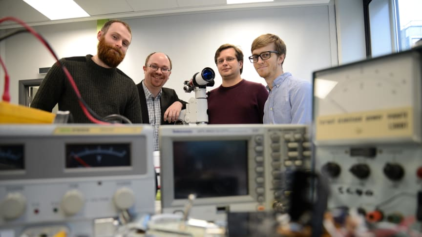 Student project set to shed light on the Sun
