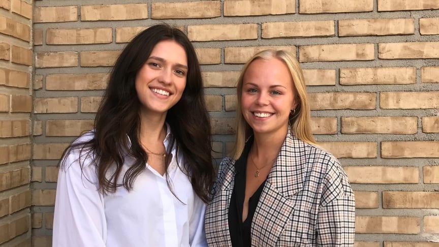 När Sandra Persson och Elinor Svärdh läste sista terminen på Sjuksköterskeprogrammet på Högskolan i Skövde skrev de sitt examensarbete om livet efter sepsis. Den 13 september är det Världssepsisdagen.