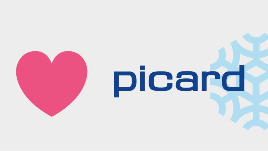 Nu finns Picards produkter i Paradisets butiker!