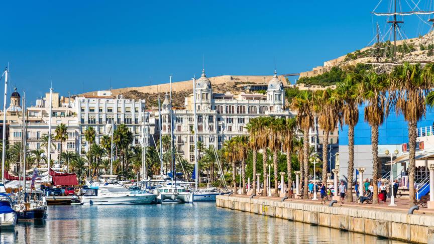 Bostadsköparna är tillbaka i Spanien