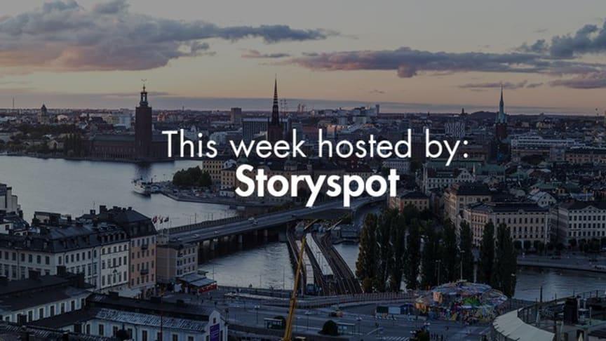 Den här veckan curerar Storyspot @movetosweden-kontot på Twitter.