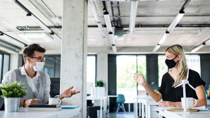 Hur kan framtidens arbetsplats se ut?