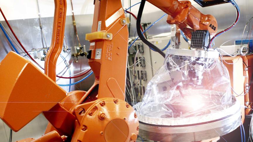 Robotik och automationsteknik är exempel på kursinriktningar som kommer att erbjudas.