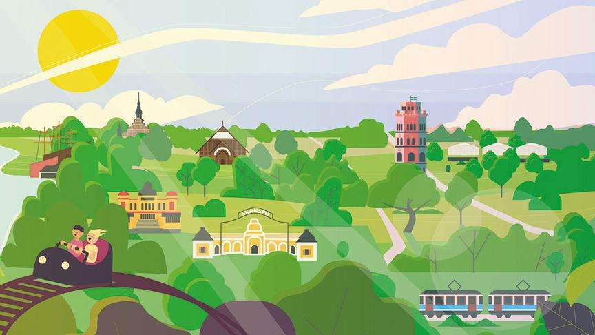 Hållbarhet ger Kungliga Djurgården kraft i pandemin