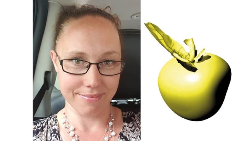 SMART Exemplary Educator Teresa Leijonhufvud nominerad till Guldäpplet 2019