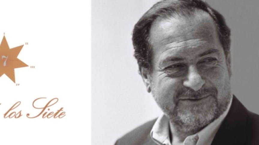 Världskända Michel Rollands bakom argentinska vinprojektet Clos de Los Siete