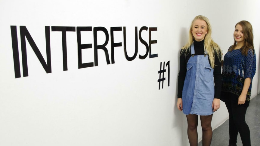 Unique exhibition 'fuses' together innovative student artwork
