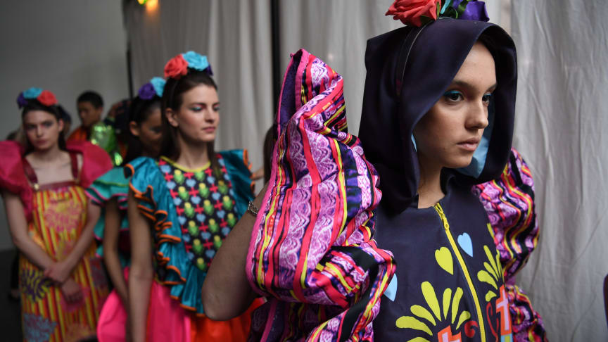 Graduate Fashion Week shortlisting success for Northumbria students