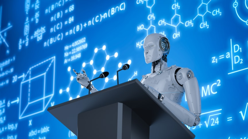 2020 Foresight: How to compete with Artificial Intelligence