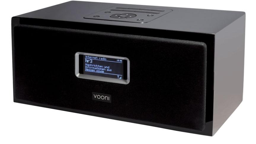 Internettradio fra Vooni. 16.000 kanaler uten antenne.