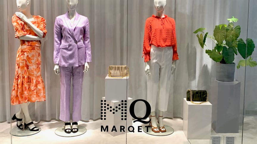 "MQ MARQET ""pick in store""-lösning"