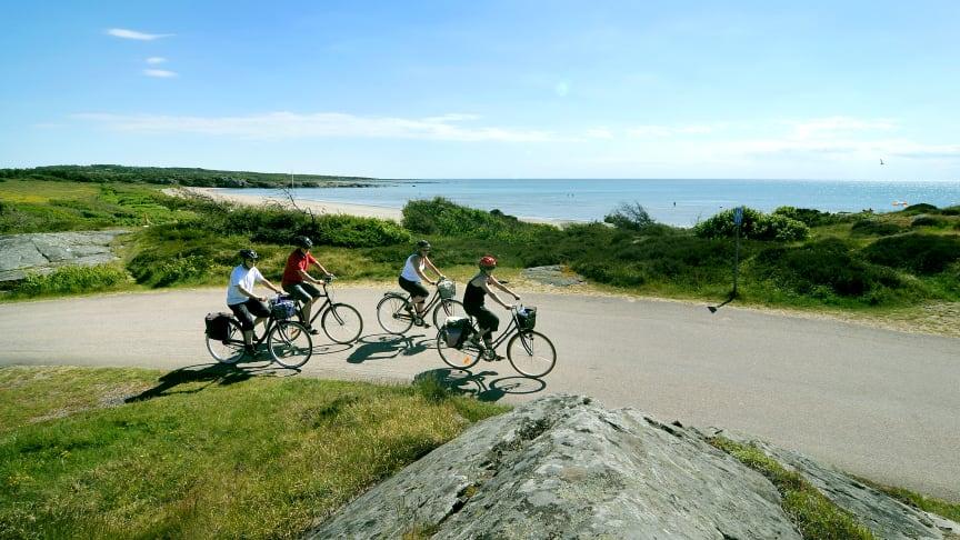 """Pressinbjudan: konferens om hur vi skapar """"Cykeldestination Sverige"""""""