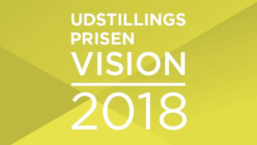 Bikubenfonden søger nye visionære udstillingsidéer til Udstillingsprisen Vision 2018