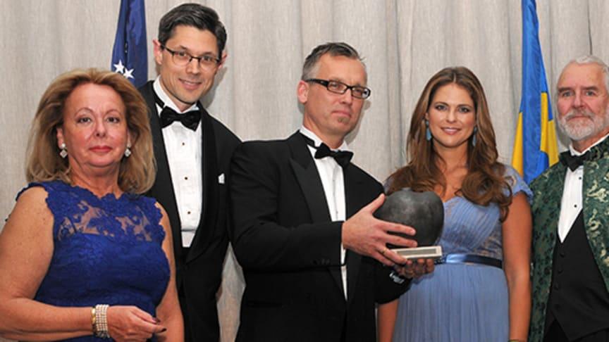 SACC New York – Deloitte Green Award 2013: Svensk ljusteknik erhåller prestigefylld utmärkelse