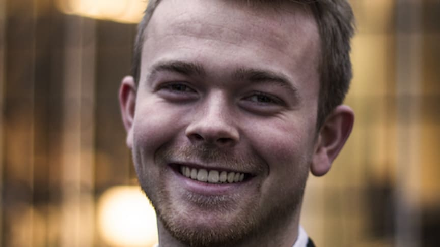 Erik Holflod Jeppesen fra webbureauet Grafikr.