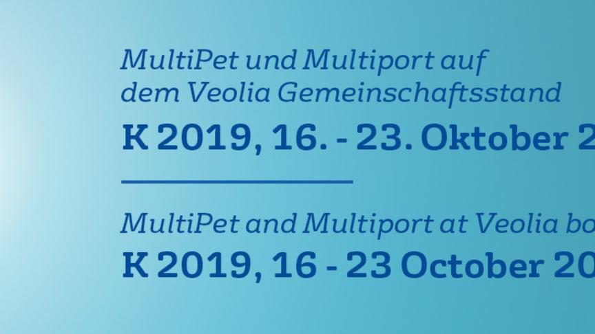 MultiPet & MultiPort auf der K 2019