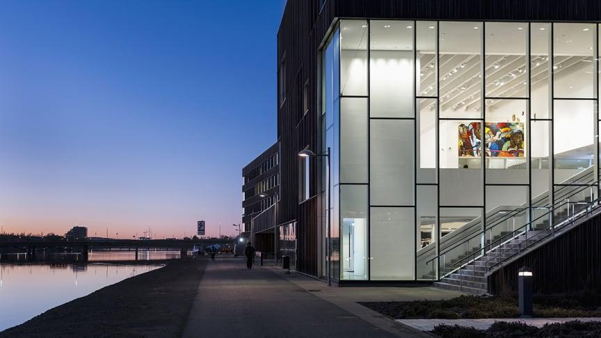 Bildmuseet, Umeå universitet. Foto: Mikael Lundgren.