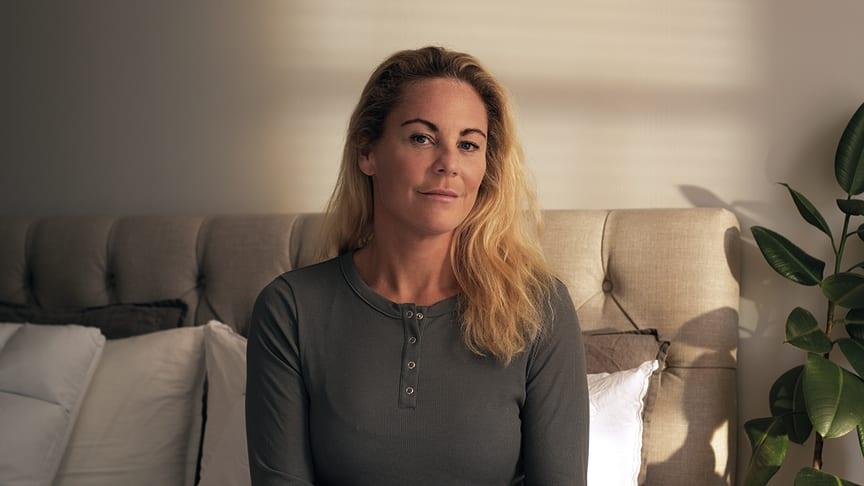 Emma Igelström, flerfaldig världsmästare i simning.