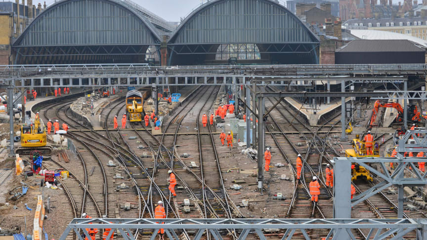 Three-day closure at King's Cross in June marks end of multimillion-pound station upgrade