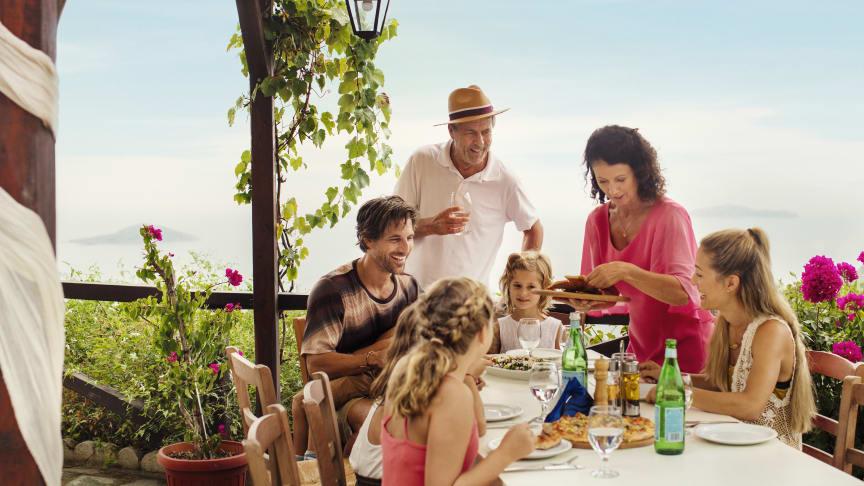 De gode intentioner om aktiv ferie må ofte vige for feriehyggen