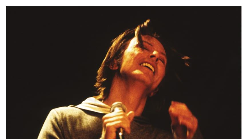 David Bowie utgir legendarisk opptreden på vinyl