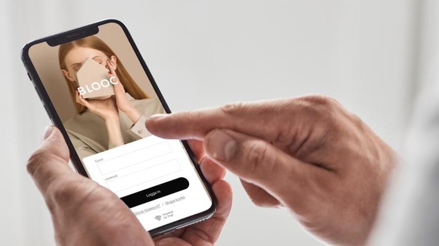 Bostadsutvecklaren Blooc tecknar avtal med Tmpl för utveckling av den digitala boendeappen Blooc Home